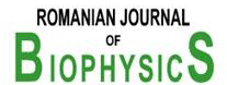 Romanian Journal of Biophysics